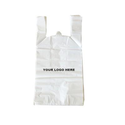 T-Shirt Style Plastic Bag