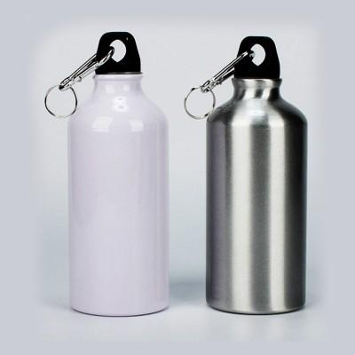 20oz Aluminum Water Bottle With Carabiner